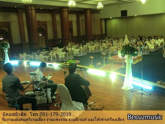วงดนตรีหอประชุม_งานแต่งหอประชุมกองทัพอากาศ_004